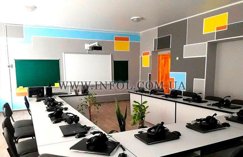 Лінгафонний кабінет NIBELUNG(15 + 1)