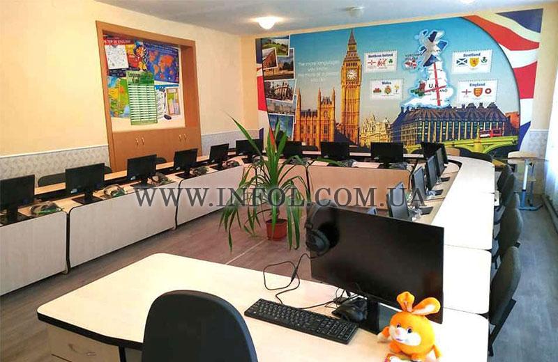 Лінгафонний кабінет NIBELUNG (15 + 1)